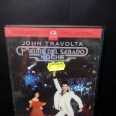 Cine: FIEBRE DEL SÁBADO NOCHE DVD. Lote 134418833