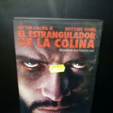 Cine: EL ESTRANGULADOR DE LA COLINA DVD. Lote 134431450