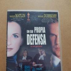 Cine: ( S 86 ) EN SU PROPIA DEFENSA CON MICHAEL DUDIKOFF - DVD SEGUNDAMANO. Lote 134451250