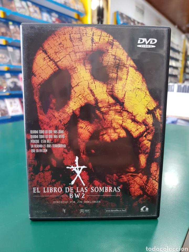 ( S 48 ) EL LIBRO DE LAS SOMBRAS 2 - DVD SEGUNDAMANO (Cine - Películas - DVD)