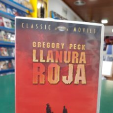 Cine: ( S 48 ) LLANURA ROJA CON GREGORY PECK - DVD SEGUNDAMANO. Lote 134546042
