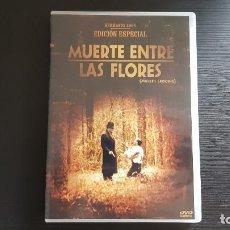 Cine: MUERTE ENTRE LAS FLORES- HERMANOS COEN - EDICIÓN ESPECIAL - DVD - FOX - 2003. Lote 134553670