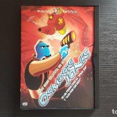 Cine: OSMOSIS JONES - FARRELLY - DVD - WARNER - 2001. Lote 134554586