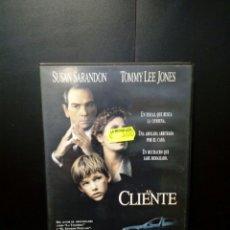 Cine: EL CLIENTE DVD. Lote 134742277