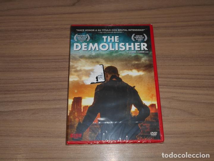 THE DEMOLISHER DVD TERROR NUEVA PRECINTADA (Cine - Películas - DVD)