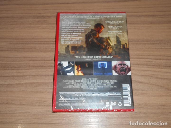 Cine: The DEMOLISHER DVD Terror NUEVA PRECINTADA - Foto 2 - 164978144