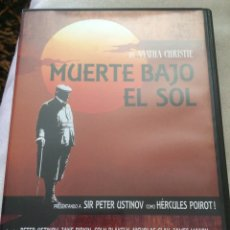 Cine: MUERTE BAJO EL SOL - AGATHA CHRISTIE. Lote 180390313