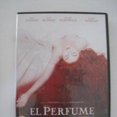 Cine: DVD - EL PERFUME, HISTORIA DE UN ASESINO.. Lote 134770626