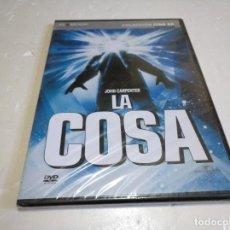 Cine: LA COSA DVD SLIM NUEVO PRECINTADO. Lote 134832374