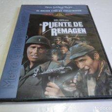 Cine: EL PUENTE DE REMAGEN DVD SLIM NUEVO PRECINTADO. Lote 134832546