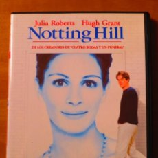 Cine: NOTTING HILL (DVD). Lote 134833566