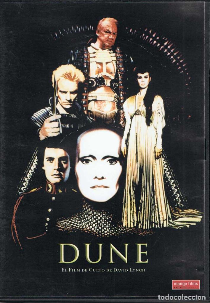 DUNE. DVD. MANGA FILMS (Cine - Películas - DVD)
