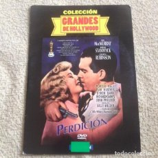 Cine: PERDICIÓN DVD DE BILLY WILDER . Lote 134927158