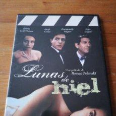 Cine: DVD LUNAS DE HIEL.. Lote 134980030