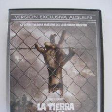 Cine: DVD - LA TIERRA DE LOS MUERTOS VIVIENTES.. Lote 135013206