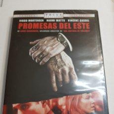 Cine: DVD ORIGINAL NUEVO SIN ABRIR *PROMESAS DEL ESTE*. Lote 135022245