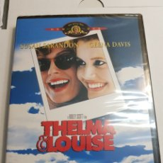 Cine: DVD ORIGINAL NUEVO SIN ABRIR *TELMA & LOUISE*. Lote 135024619
