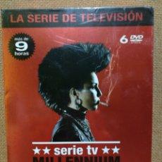 Cine: MILLENIUM- SERIE COMPLETA (6 DVD) SERIE TELEVISIÓN - PACK PRECINTADO. Lote 135047533