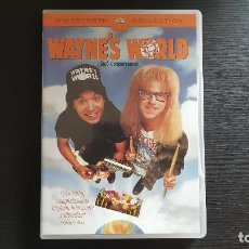 Cine: WAYNE´S WORLD - MIKE MYERS - DVD - PARAMOUNT - 2000. Lote 135055666
