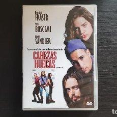 Cine: CABEZAS HUECAS - BRENDAN FRASER - ADAM SANDLER - STEVE BUSCEMI - DVD - FOX - 2002. Lote 135056266
