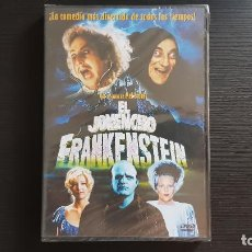 Cine: EL JOVENCITO FRANKENSTEIN - MEL BROOKS - DVD - FOX - 2001. Lote 135065558