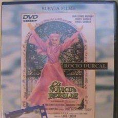 Cine: DVD LA NOVICIA REBELDE / ROCÍODURCAL. PRECINTADA.. Lote 135123518