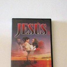 Cine: JESÚS, EL HOMBRE QUE CREÍAS CONOCER, DVD PRECINTADO (DIRECTOR JOHN HEYMAN). Lote 135166106