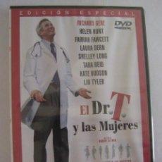 Cine: PELICULA EL DR. T. Y LAS MUJERES RICHARD GERE FARRAH FAWCETT HELEN HUNT DVD. Lote 135214226