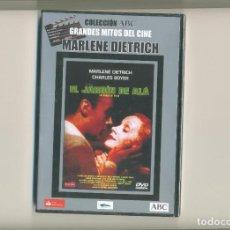 Cine: EL JARDIN DE ALA MARLENE DIETRICHT CHARLES BOYER DVD. Lote 135279190