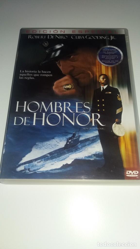 Dvd Hombres De Honor Señales Normales De Us Comprar Películas
