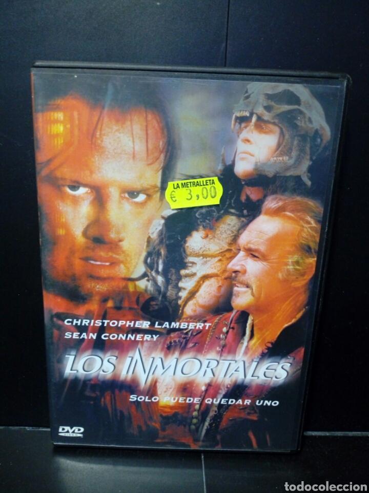 LOS INMORTALES DVD (Cine - Películas - DVD)
