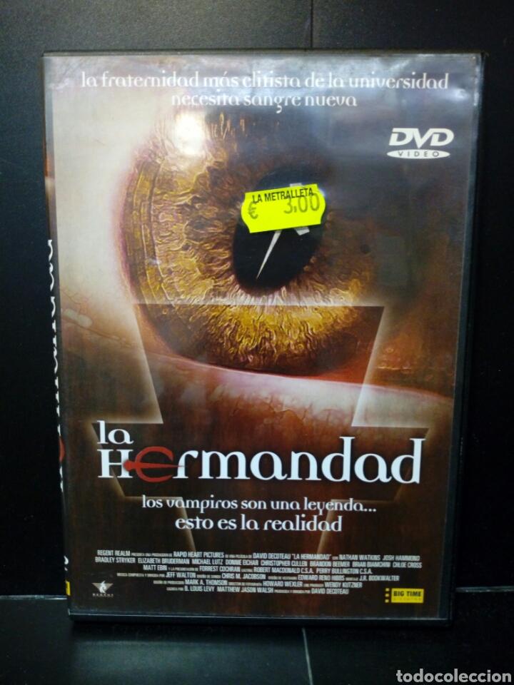 LA HERMANDAD DVD (Cine - Películas - DVD)