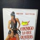 Cine: HAZ CONMIGO LO QUE QUIERAS DVD. Lote 164499042