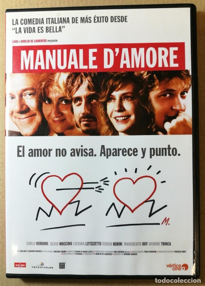 Pelicula Cine Dvd El Amor No Avisa Aparece Y P Comprar Peliculas