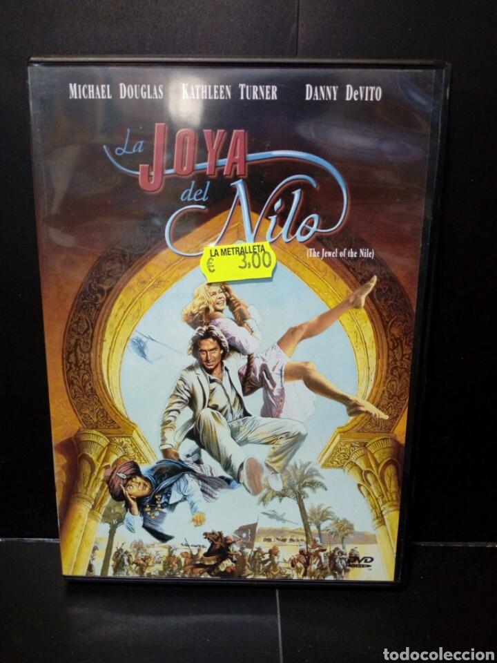 LA JOYA DEL NILO DVD (Cine - Películas - DVD)