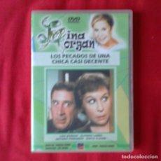 Cine: LOS PECADOS DE UNA CHICA CASI DECENTE. MARIANO OZORES LINA MORGAN ALFREDO LANDA. Lote 135452486
