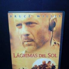 Cine: LÁGRIMAS DEL SOL DVD. Lote 135481449