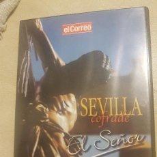 Cine: DVD, SEVILLA COFRADE EL SEÑOR, EL CORREO DE ANDALUCIA, VOLUMEN 2. RELIGION.. Lote 135535578