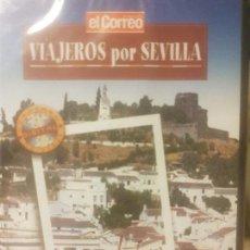 Cine: DVD ( EL CORREO) VIAJEROS POR SEVILLA - SIERRA NORTE (2) PRECINTADO / VOL.4.. Lote 135541778