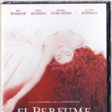Cine: EL PERFUME - RACHEL HURD-WOOD - BEN WHISHAW - PRECINTADO. Lote 135551362