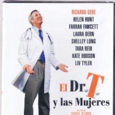 Cine: EL DR T Y LAS MUJERES - RICHARD GERE - HELEN HUNT - PRECINTADO. Lote 135551522