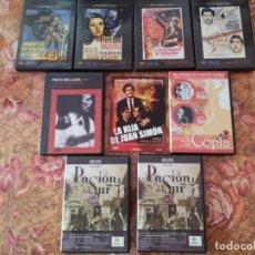Cine - 9 DVD variados - 135595226