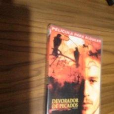 Cine: DEVORADOR DE PECADOS. PROVENIENTE DE ALQUILER. BUEN ESTADO. TERROR DVD.. Lote 135608566