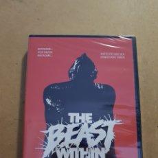 Cine: ( RESEN ) CON LA BESTIA DENTRO - DVD NUEVO PRECINTADO. Lote 135625218