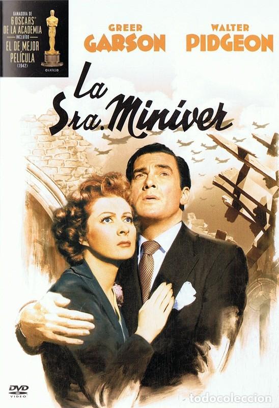 LA SRA MINIVER GREER GARSON & WALTER PIDGEON (Cine - Películas - DVD)