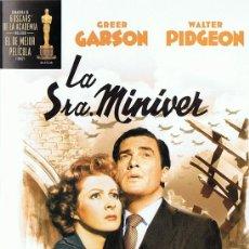 Cine: LA SRA MINIVER GREER GARSON & WALTER PIDGEON . Lote 135682115