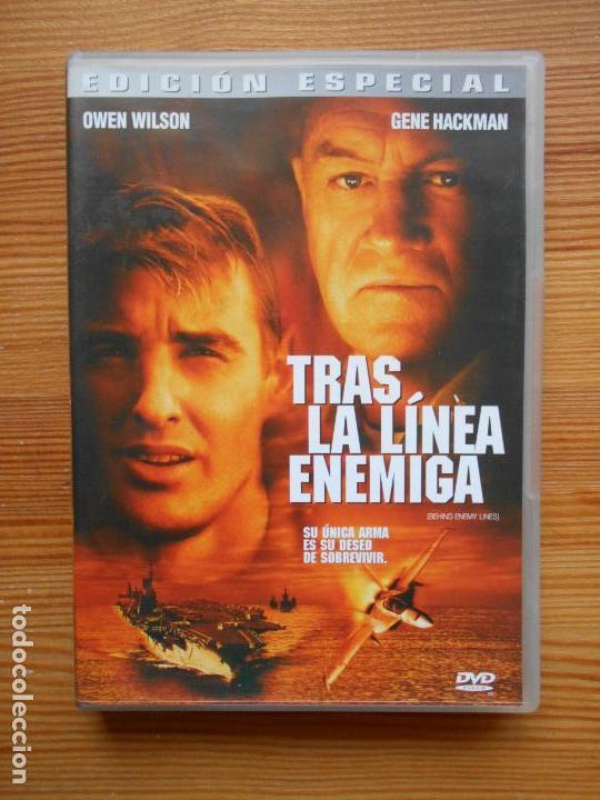 Dvd Tras La Linea Enemiga Edicion Especial Kaufen Filme Auf