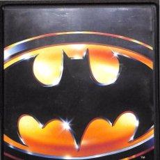 Cine: DVD BATMAN - NICHOLSON / KEATON - 1989. Lote 135848946