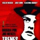 Cine: TRENES RIGUROSAMENTE VIGILADOS (NUEVO). Lote 160901612