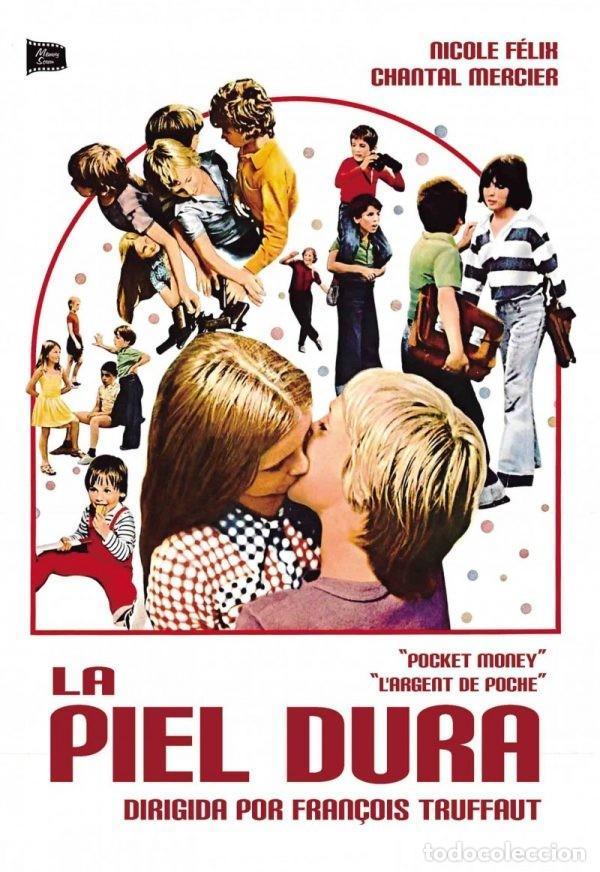 LA PIEL DURA (NUEVO) (Cine - Películas - DVD)